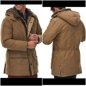 Rainforest Heritage Micro Oxford Insulated Parka